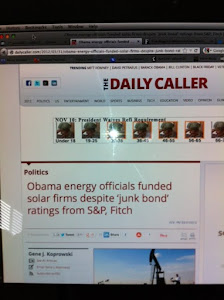 Obama energy officials funded solar firms despite 'junk bond' ratings...