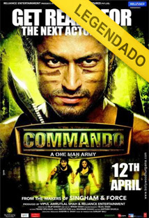 Commando – Legendado