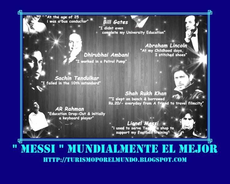 ALGUNOS ARGENTINOS FORMAN PARTE DE LA HISTORIA DEL MUNDO