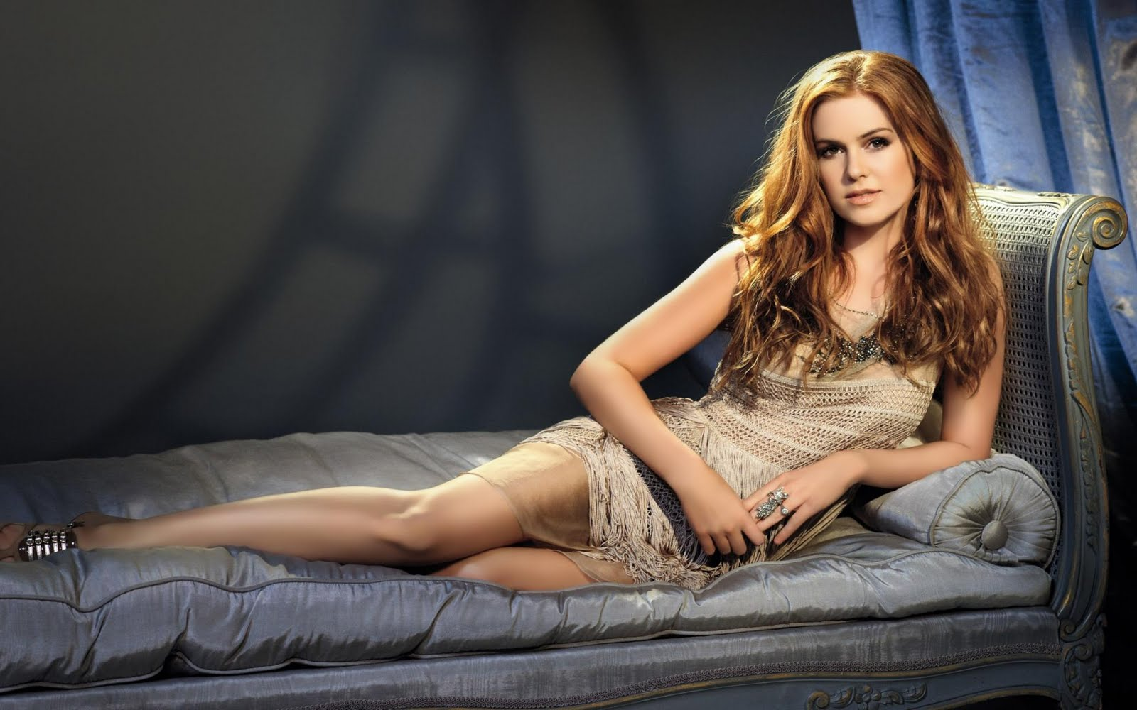 Star 10 Actress Isla Fisher Hot WallpapersPic Gallery