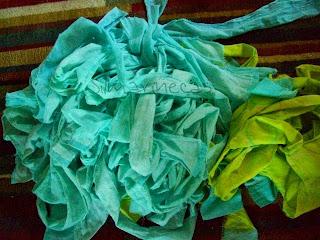 Diy: tipi con sábanas recicladas-