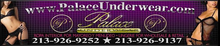Palace Underwear Ropa intima por mayoreo