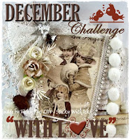 "December Challenge -  ""With Love"""