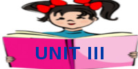 UNIT III BT