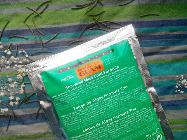 GUAM Fanghi d'Alga Seaweed Mud Cold Formula