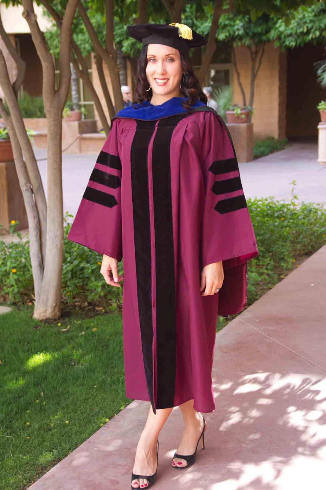 Becoming the 1%: Photos of ASU\'s graduate commencement ceremony