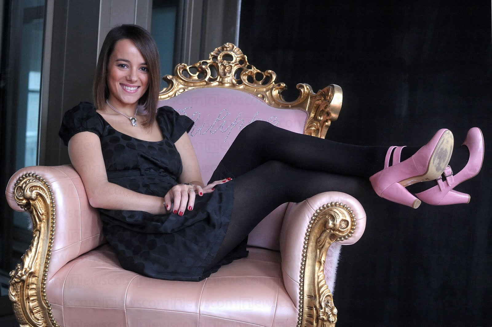 In alizee pantyhose jacotey