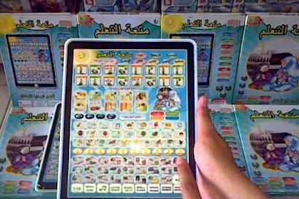 Mainan Edukasi Itu Berjulukan Playpad