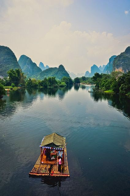 Yangshuo, Guangxi, China: