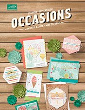 2017 Occassions Catalog