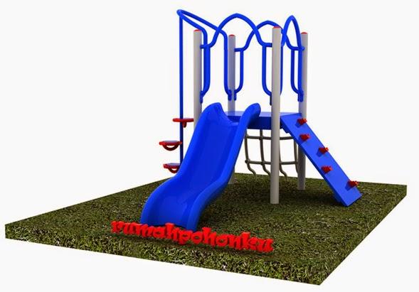 desain playground simple