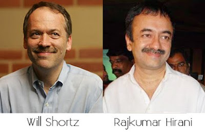 Will Shortz, Rajkumar Hirani