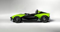 Concept Plan Zenos E10 sportcar