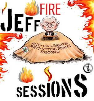Jeff Sessions Must Be Fired.