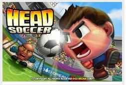 Kafa Futbolu 3 Oyunu