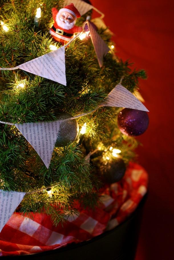 Diy Christmas Tree Decorations Paper