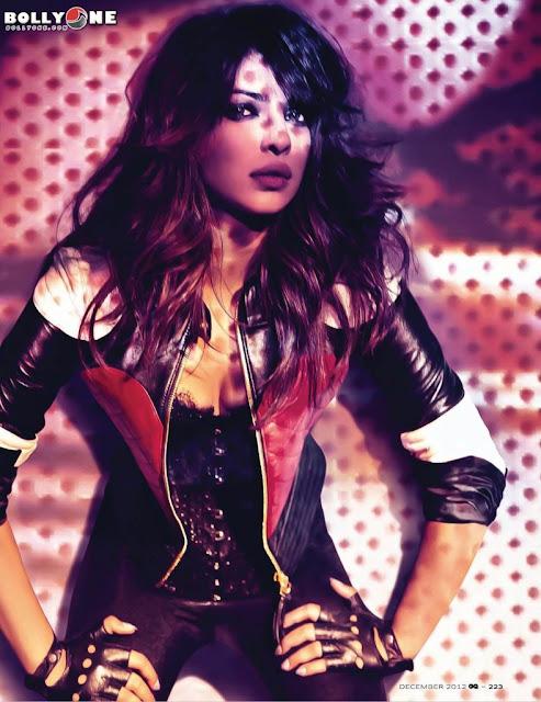 Priyanka Chopra GQ India Magazine Pictures