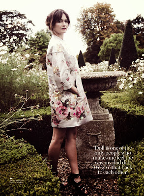 Emily Mortimer HQ Pictures Marie Claire UK Magzine Photoshoot March 2014