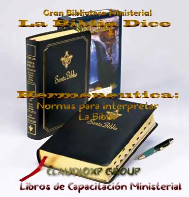 LA BIBLIA DICE: Estudios de Temas Biblicos: Ideal para Obreros y ...