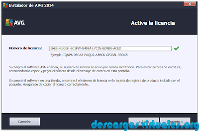 AVG Internet Security 2014 v2014.4116 Multilenguaje (Español