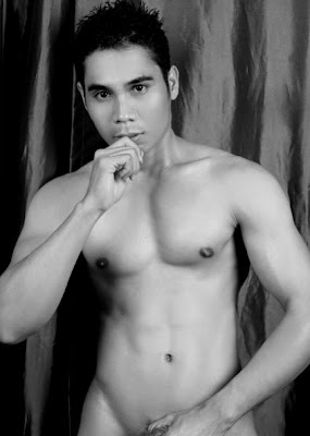 Fernando From Indonesia Asian Hot Male Model
