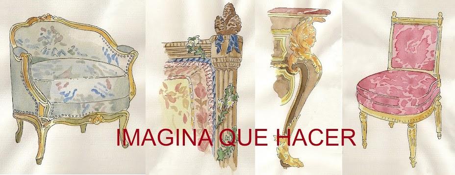 IMAGINA QUE HACER