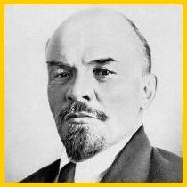 V.I. Lenin's Political Moustache