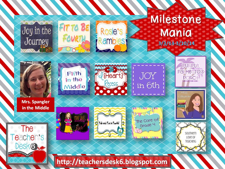 http://teachersdesk6.blogspot.com/2014/03/milestone-mania-live.html