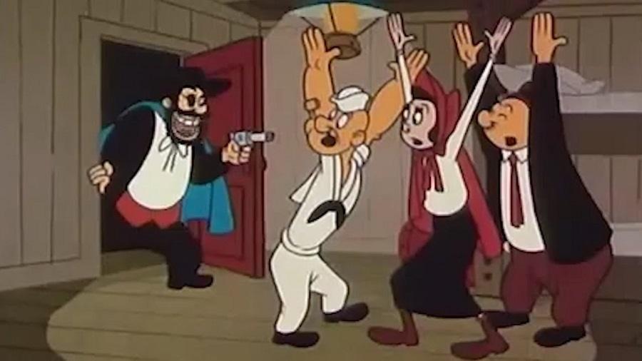 O Marinheiro Popeye 1933 Desenho 1080p Bluray Full HD completo Torrent