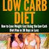 Low Carb Diet - Free Kindle Non-Fiction
