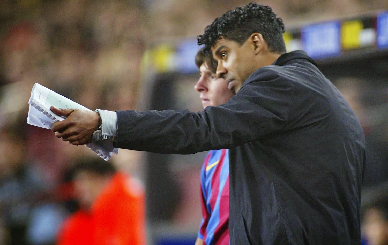 El Barcelona de Frank Rijkaard