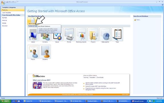 Membuat Laporan pada VB dengan Data Report dan Data Environment ...