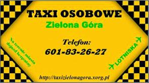 Taxi Zielona Góra