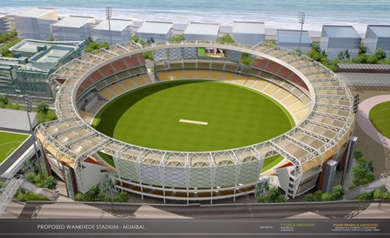 Wankhede Stadium Mumbai 2013 Ipl 6 Venue Amp Match Schedule