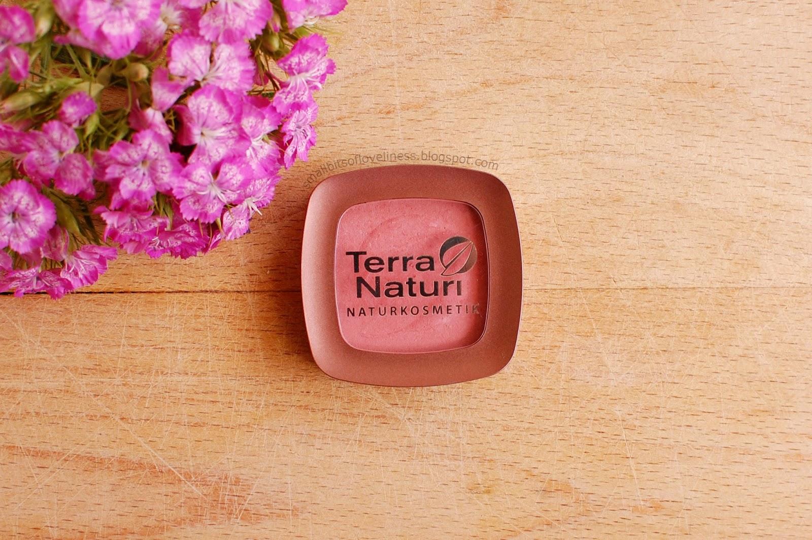Terra Naturi Rouge Puder Royal Apricot
