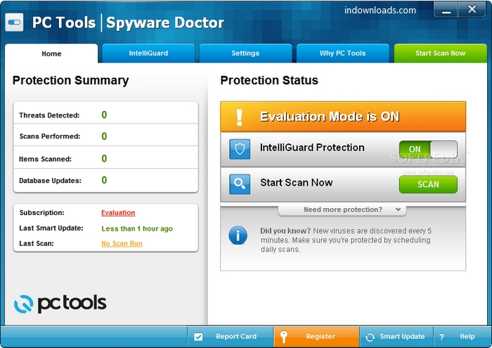 PC Tools Spyware Doctor 9.1 With AntiVirus Full Activator