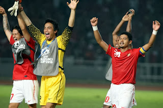 Prediksi Indonesia vs Thailand