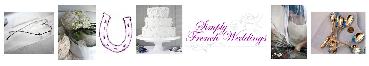 Simply French Weddings