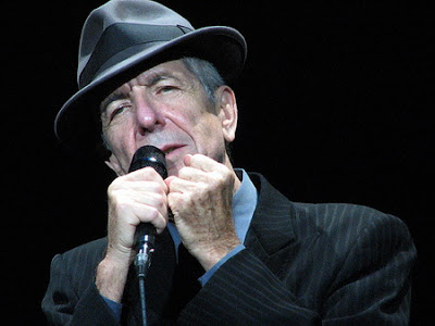 Leonard Cohen - The Darkness
