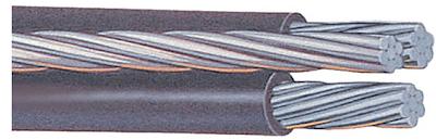 Cable de distribución aérea