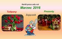 Kartki u Ani - Marzec
