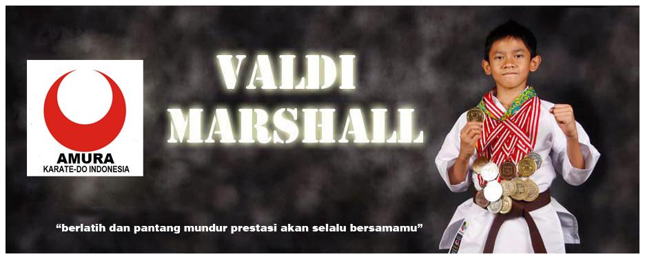 Karate Indonesia - Valdi Marshall - Amura Indonesia