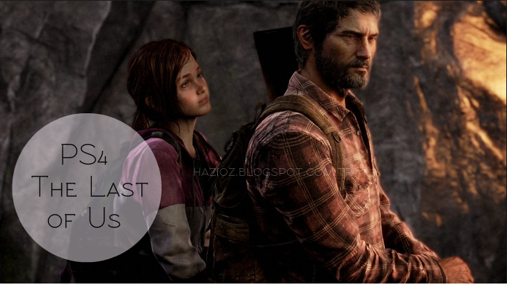 PS4 The Last of Us Oyunu2