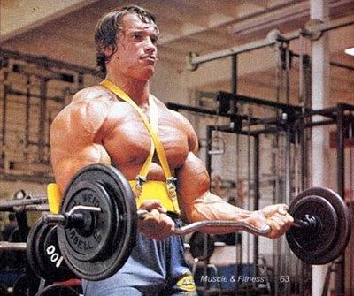 ejercicios para aumentar masa muscular rápidamente