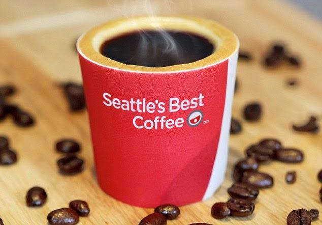 كوب كنتاكي للقهوة