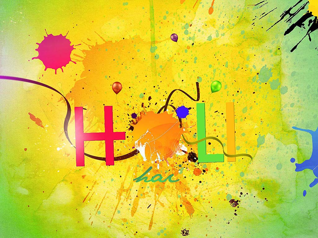 Holi 2015 Wishes Wallpapers & Images Free Download