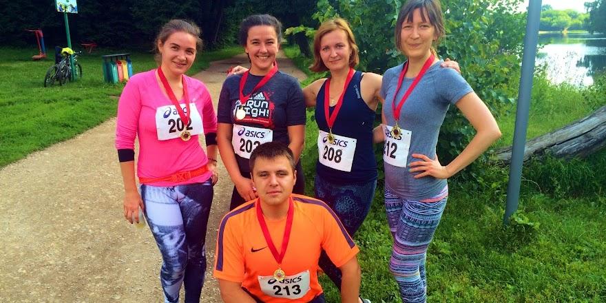 IV Кузьминский марафон - 18 июля 2015 - фото