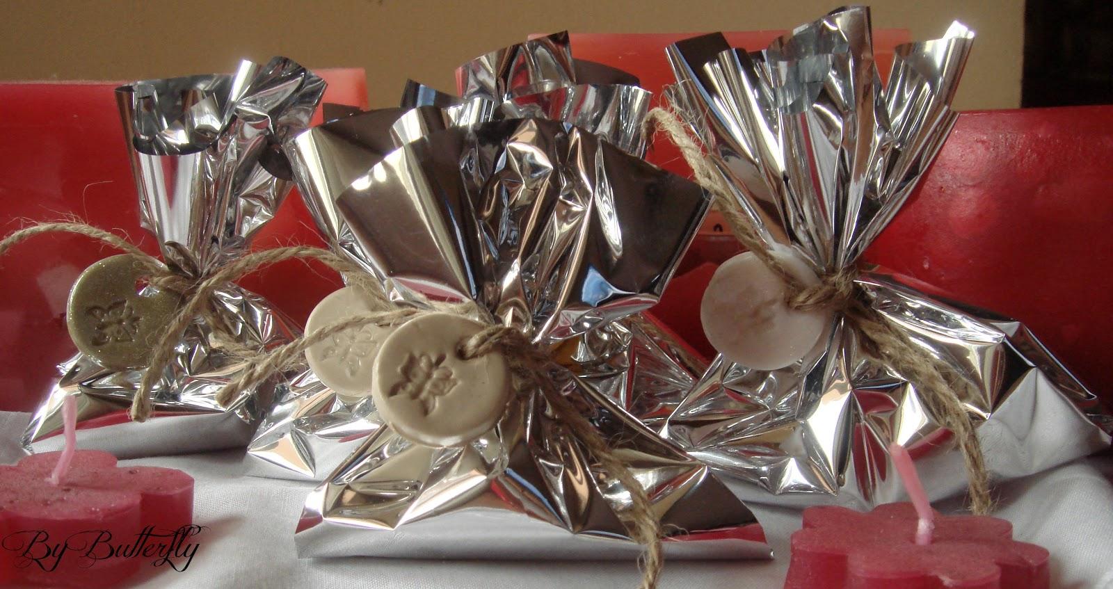Butterfly moda y complementos peque os detalles para navidad for Detalles de navidad