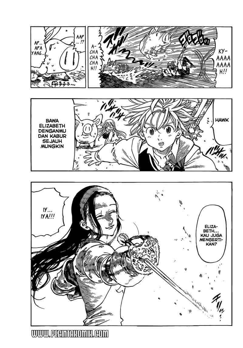 Nanatsu No Taizai Chapter 22-5