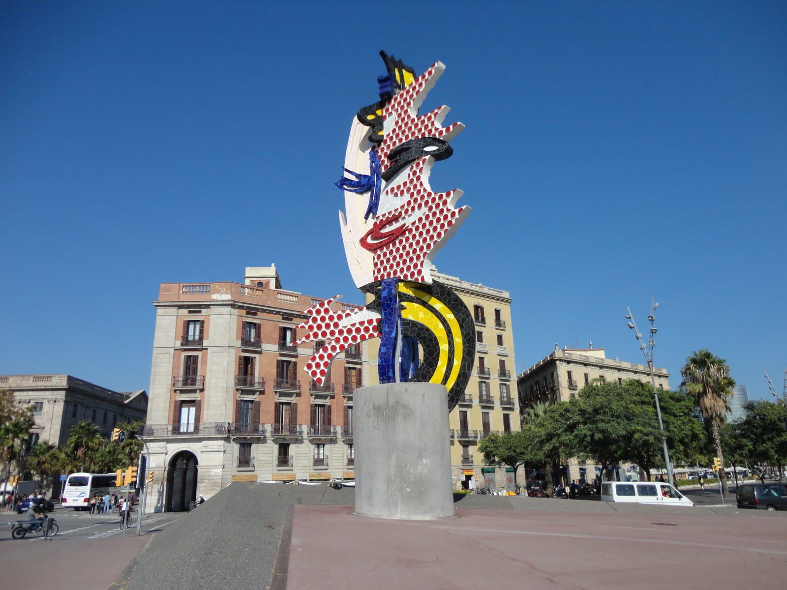 Barcelona parte iii do port vell ao port ol mpic for Aigues de barcelona oficina